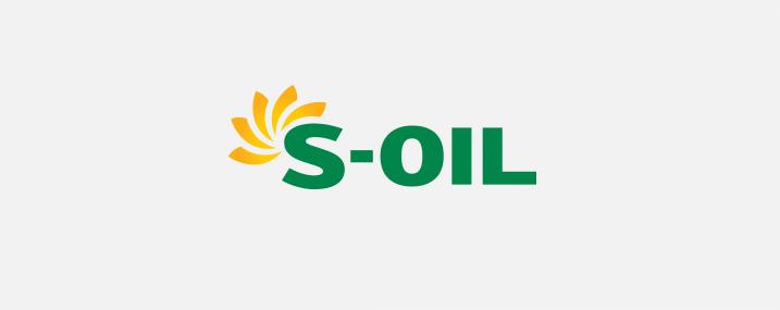 S-OIL 기업 로고
