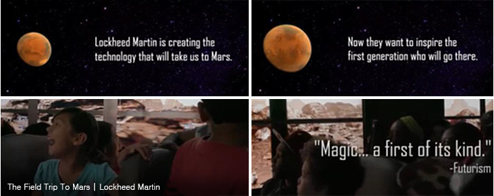 The Field Trip To Mars | Lockheed Martin