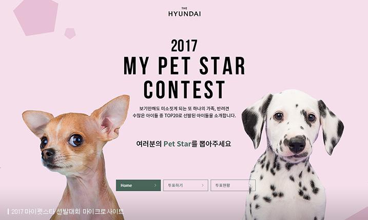 2017 마이펫스타 선발대회 마이크로사이트